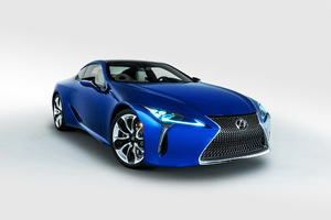 Lexus Lc 500 Inspiration Series 4k