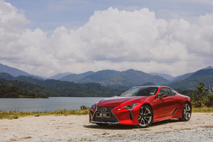 Lexus LC 500 New Wallpaper