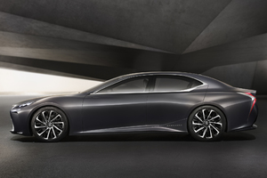 Lexus LS 2017 Wallpaper
