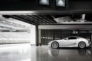 Lexus LFA Wallpaper