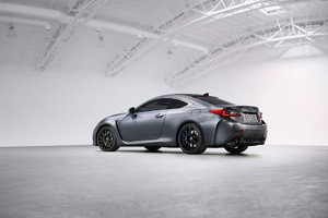 Lexus RC F 2018 Wallpaper