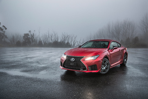 Lexus Rcf 2019 Wallpaper