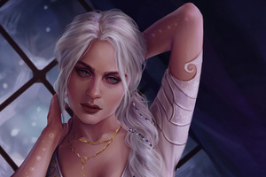 Liabella Fantasy Art Wallpaper