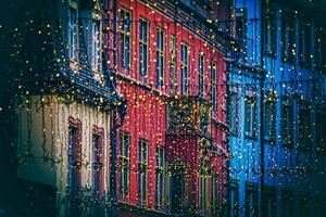 Lichterkette Photography 4k Wallpaper
