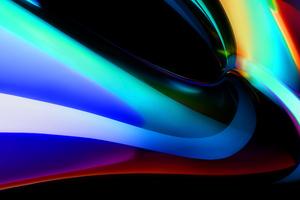 Light Stream Blue Big Sur Wallpaper