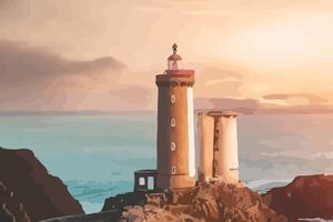 Lighthouse Artistic