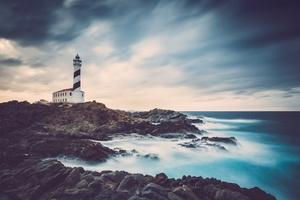 Lighthouse Ocean Coast 5k