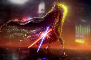 Lightsaber Star Wars Artwork