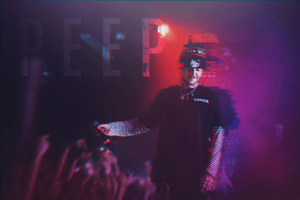 Lil Peep 2020 Wallpaper