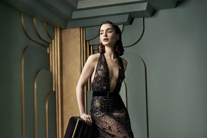 Lily Collins Photoshoot 2018