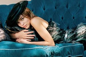 Lily Rose Depp Vogue 2020