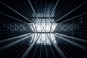 Limitless Building Architecture 8k Wallpaper