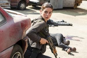 Lindsey Garrett In The Walking Dead 5k