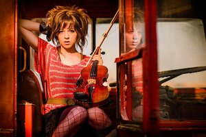 Lindsey Stirling American Wallpaper