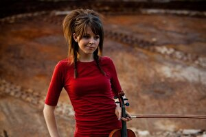 Lindsey Stirling Celebrity Wallpaper