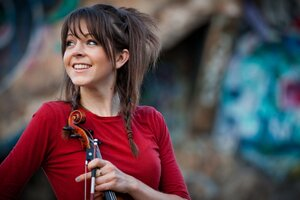 Lindsey Stirling Cute