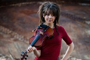 Lindsey Stirling Violinist Wallpaper