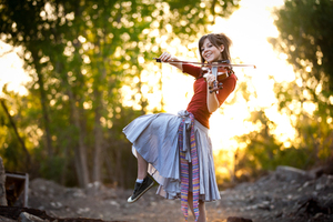 Lindsey Stirling Wallpaper
