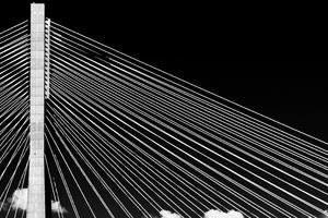 Lines N Curves Bridge 5k Wallpaper