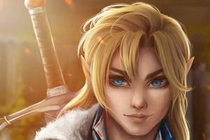 Link Legend Of Zelda Wallpaper
