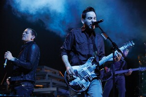 Linkin Park Stage Performace