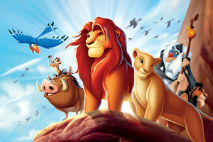 Lion King 1994 Wallpaper