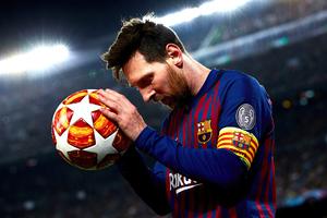 Lionel Messi 2021 Wallpaper