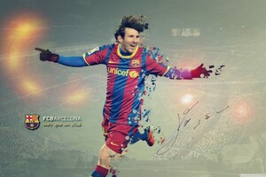 Lionel Messi FCB