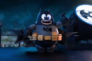 Little Batman Art4k