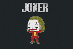 Little Joker Wallpaper