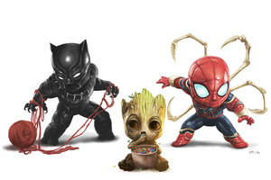 Little Marvel Heroes