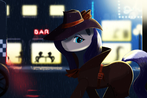 Little Pony Detective