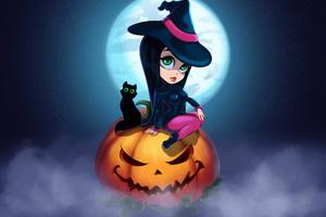 Little Witch Art