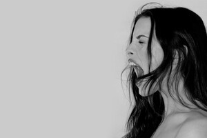 Liv Tyler Monochrome Photography