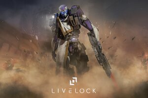 Livelock Ps4 Game Wallpaper
