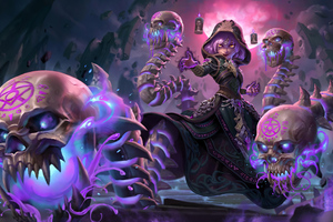 Living Death Scylla Smite 4k Wallpaper