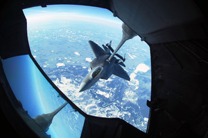 Lockheed Martin F 22 Raptor Wallpaper