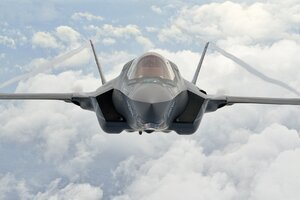 Lockheed Martin F-35 Lightning 2