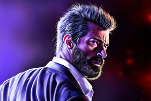 Logan 4k Artwork