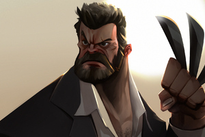 Logan New Artwork