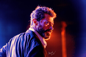 Logan Paint Artwork
