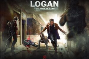 Logan X23 8k Artwork