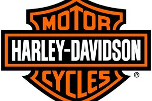 Logo Harley Davidson Motor Cycles Wallpaper