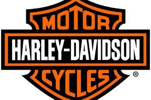 Logo Harley Davidson Motor Cycles