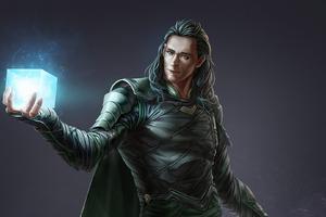 Loki Art New