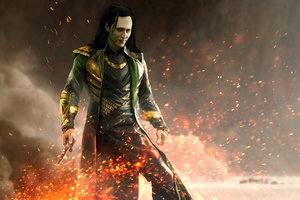Loki Artwork