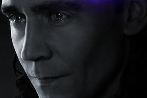 Loki Avengers Endgame 2019 Poster