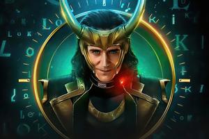 Loki Destaque Home Wallpaper