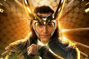 Loki God Of Mischief 4k Wallpaper