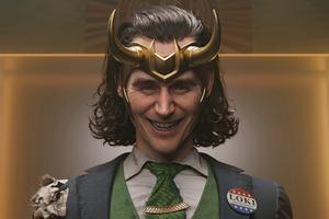 Loki God Of Mischief 5k Wallpaper